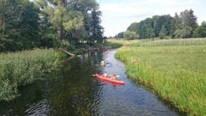 Spływy kajakowe rzeką Krutynią