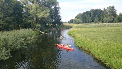 Krutynia rzeka